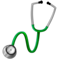 Stethoscope on Emojipedia 12.0