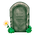 Headstone on Emojipedia 13.0