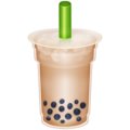 Bubble Tea on Emojipedia 13.0