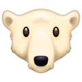 Polar Bear on Emojipedia 13.0