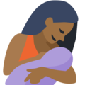 Breast-Feeding: Medium-Dark Skin Tone on Facebook 2.2.1