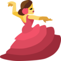 Dancer Emoji