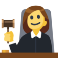 Woman Judge on Facebook 2.2.1