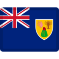 Flag: Turks & Caicos Islands on Facebook 2.2.1