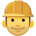 Man Construction Worker on Facebook 2.2.1