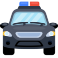 Oncoming Police Car on Facebook 2.2.1