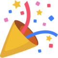 Image result for party emoji