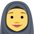 Woman With Headscarf on Facebook 2.2.1