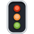Vertical Traffic Light on Facebook 2.2.1