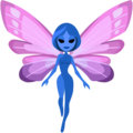 Woman Fairy: Medium Skin Tone on Facebook 2.2.1