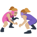 Women Wrestling, Type-3 on Facebook 2.2.1