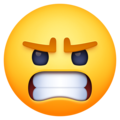Angry Face on Facebook 3.0