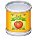 Canned Food on Facebook 3.0
