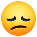 Disappointed Face on Facebook 3.0