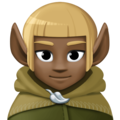 Elf: Dark Skin Tone on Facebook 3.0