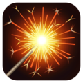 Sparkler on Facebook 3.0