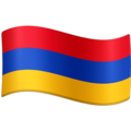 Flag: Armenia on Facebook 3.0