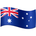 Flag: Australia on Facebook 3.0