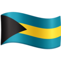 Flag: Bahamas on Facebook 3.0