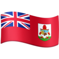 Flag: Bermuda on Facebook 3.0