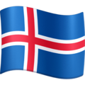 Flag: Iceland on Facebook 3.0