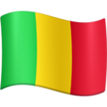 Flag: Mali on Facebook 3.0