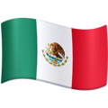 Flag: Mexico on Facebook 3.0