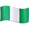 Flag: Nigeria on Facebook 3.0