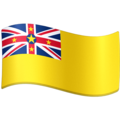 Flag: Niue on Facebook 3.0