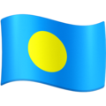 Flag: Palau on Facebook 3.0