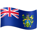 Flag: Pitcairn Islands on Facebook 3.0