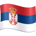 Flag: Serbia on Facebook 3.0