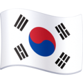 Flag: South Korea on Facebook 3.0