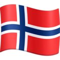 Flag: Svalbard & Jan Mayen on Facebook 3.0