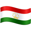 Flag: Tajikistan on Facebook 3.0