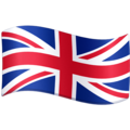 Flag: United Kingdom on Facebook 3.0