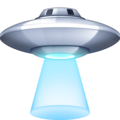 Flying Saucer on Facebook 3.0