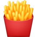 French Fries on Facebook 3.0