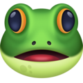 Frog Face on Facebook 3.0