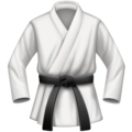 Martial Arts Uniform on Facebook 3.0
