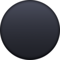 Black Circle on Facebook 3.0