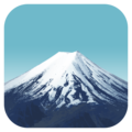 Mount Fuji on Facebook 3.0