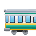Railway Car on Facebook 3.0