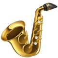 Saxophone on Facebook 3.0