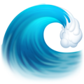 Water Wave on Facebook 3.0