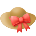 Woman's Hat on Facebook 3.0