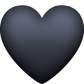 Black Heart on Facebook 3.1