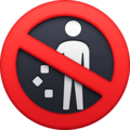 No Littering on Facebook 3.1