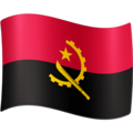 Flag: Angola on Facebook 3.1