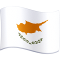 Flag: Cyprus on Facebook 3.1